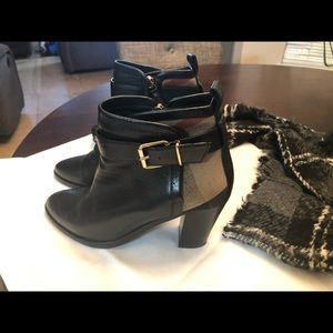 Burberry Stebbingford Ankle Boots